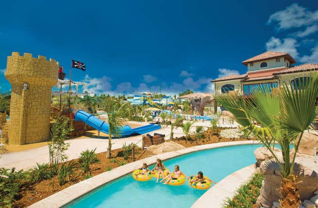 Beaches Turks and Caicos Resort waterpark