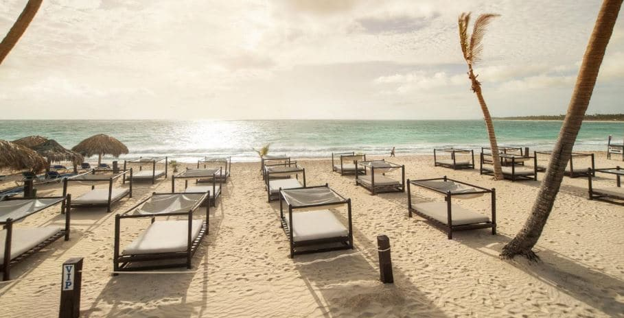 punta cana princess beach