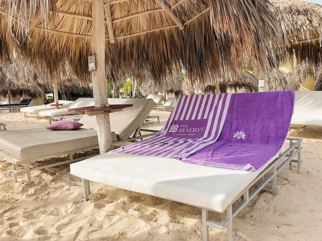 beach The Reserve at Paradisus Punta Cana