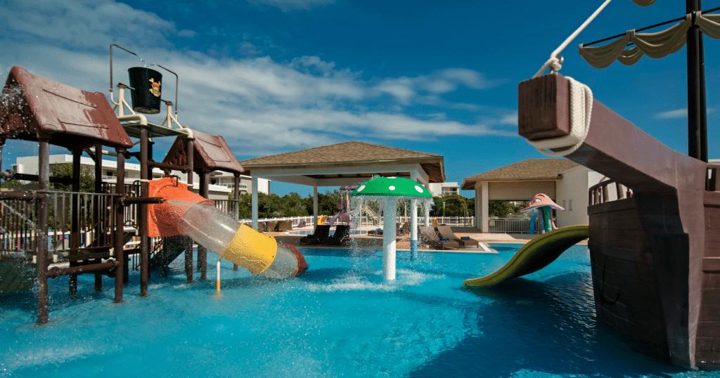 iberostar playa pilar_waterpark
