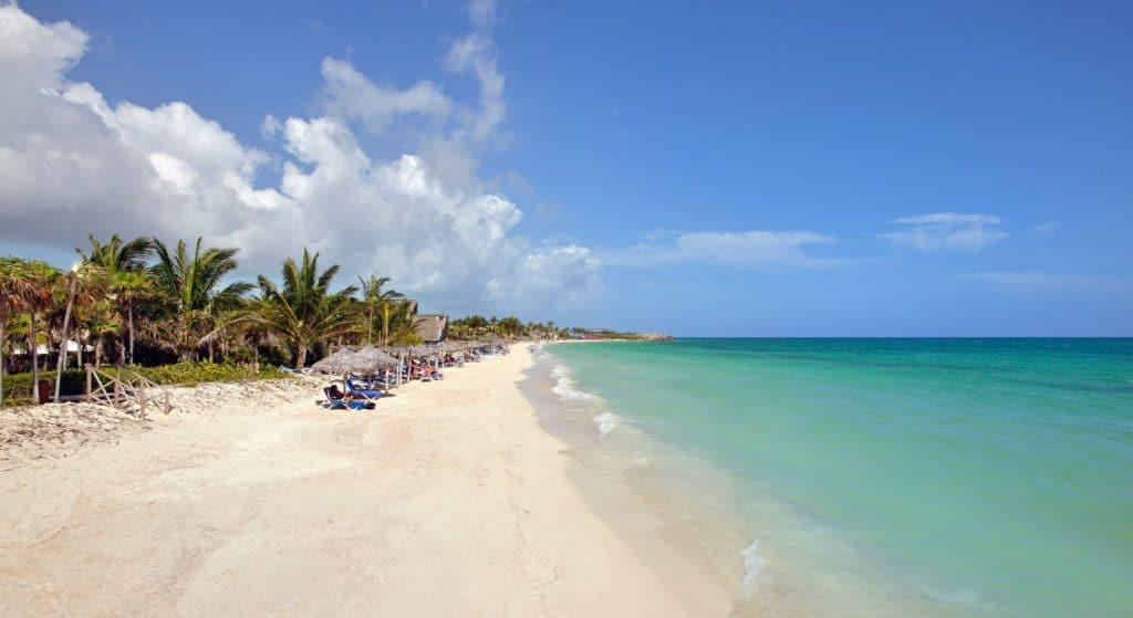 melia cayo coco_beach