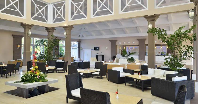 melia peninsula varadero_lobby