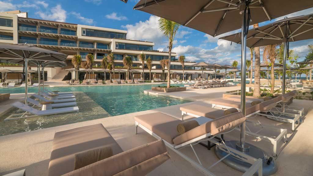 Atelier Playa Mujeres piscine tout-inclus pour adultes seulement
