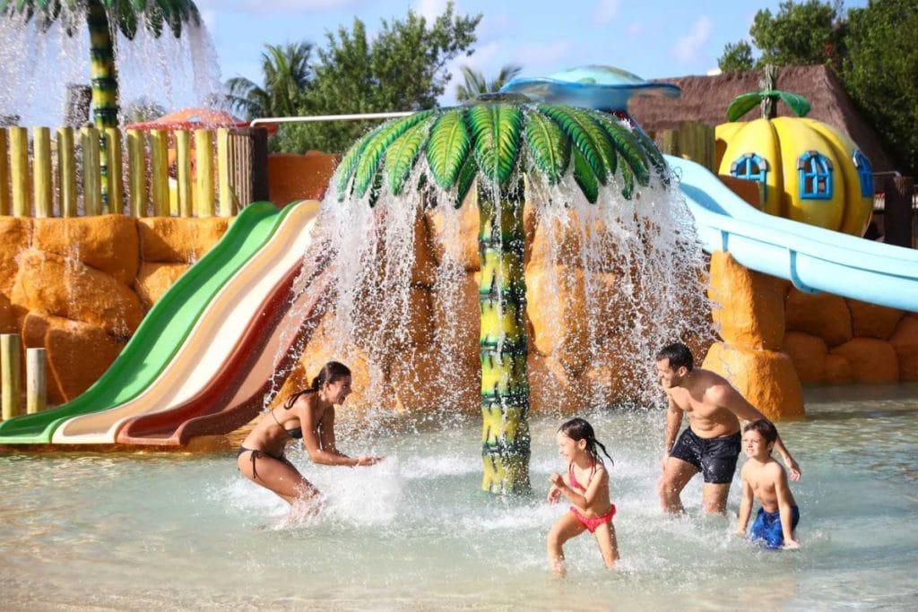 Grand Bahia Principe Coba_waterpark