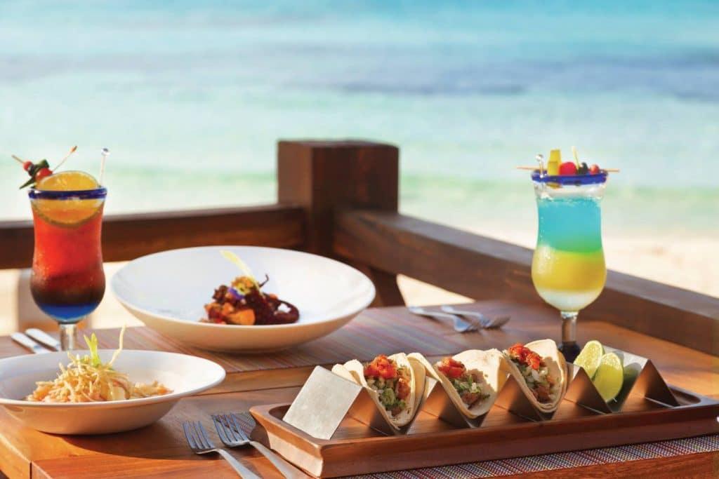 hyat ziva cancun_tacos